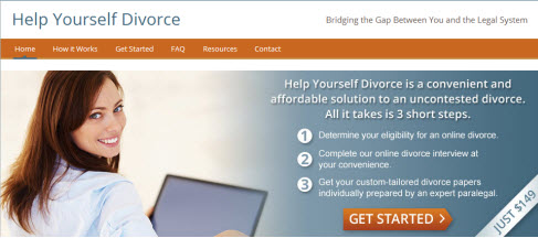 Help Yourself Divorce