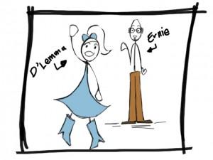 Meet D'Lemma and Ernest